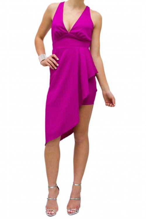 What to wear to the Sadie Hawkins dance   Peplum dress