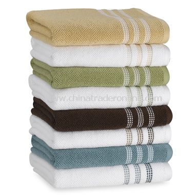 Wholesale Urban Pique Bath Towels By Dkny 100 Cotton Buy Discount Made In C Towel Toilet Accessories
