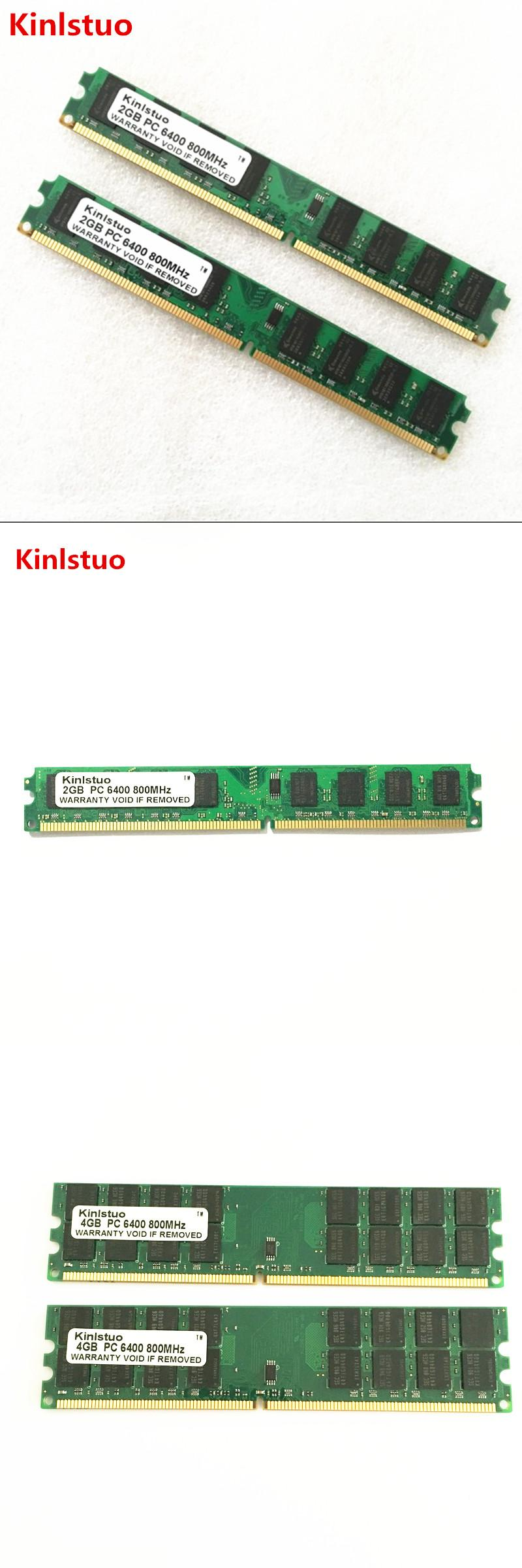Visit To Buy Kinlstuo Ddr2 1gb 2gb 4gb 800mhz 667mhz Memory For Ram Memori Pake Hedsink Desktop