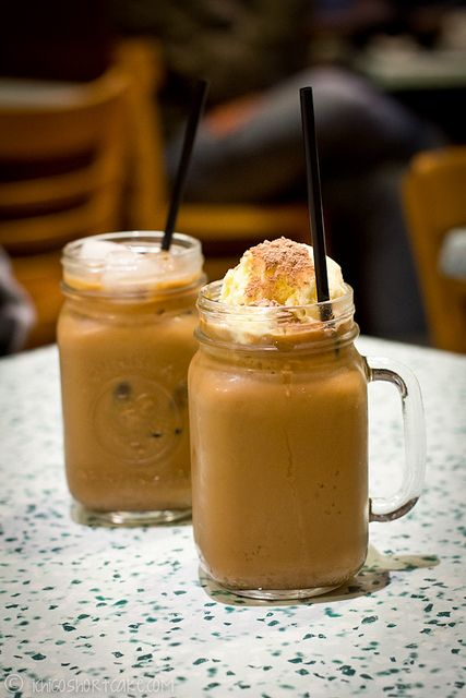 Malaysia Iced Kopi Iced Coffee Blended Coffee Food
