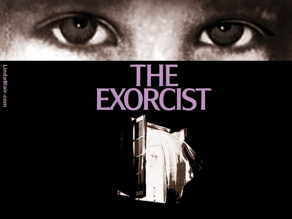 The Exorcist Wallpaper 1 Horro Sci Fandrawing 1 En 2019