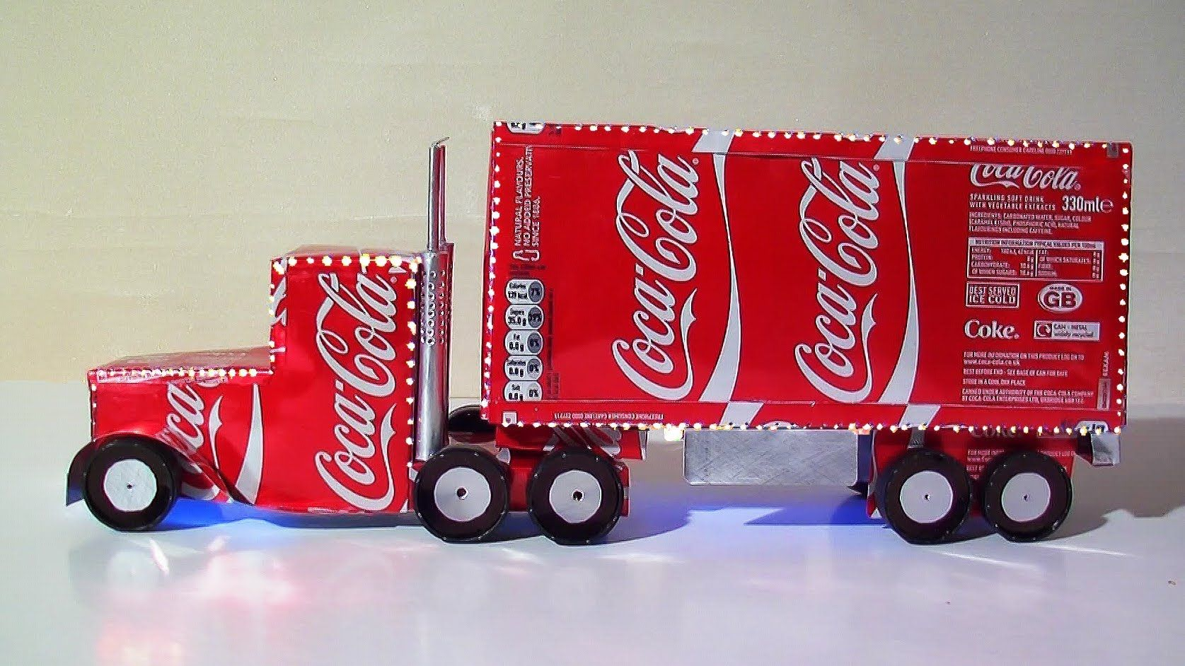 Paint schemes coca cola 600 free download image about all car type - Download Plans Here Http Www Davehax Com Cocacolatruck
