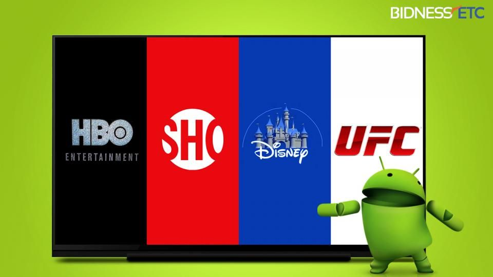 Google Inc (NASDAQ:GOOG) has added a number of apps to Android TV, including popular offerings such as Disney, HBO and UFC.