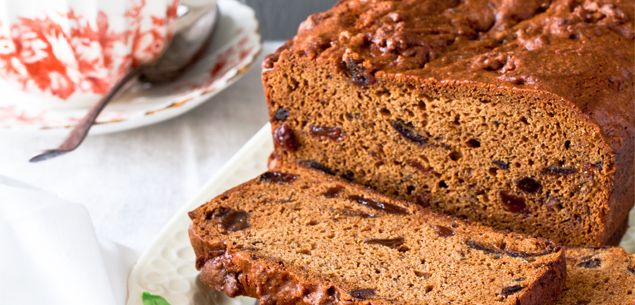 Loaf Cake Recipes Nz: Date And Sultana Loaf - Bread - Cakes