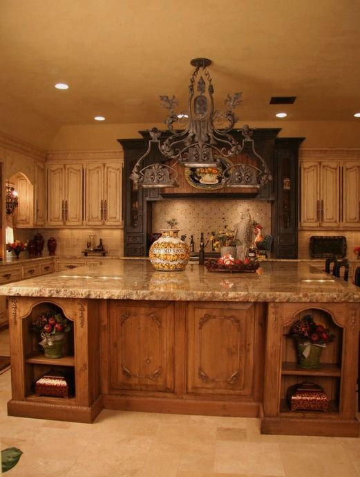 Old World Kitchens Home Design Ideas Pictures Remodel And Decor Delectable Old World Kitchen Design Ideas