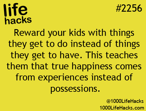 Some life hacks for you!