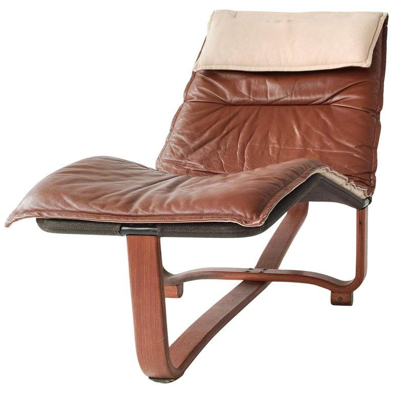 Reclining Chaise By Ingmar Relling And Knut Relling