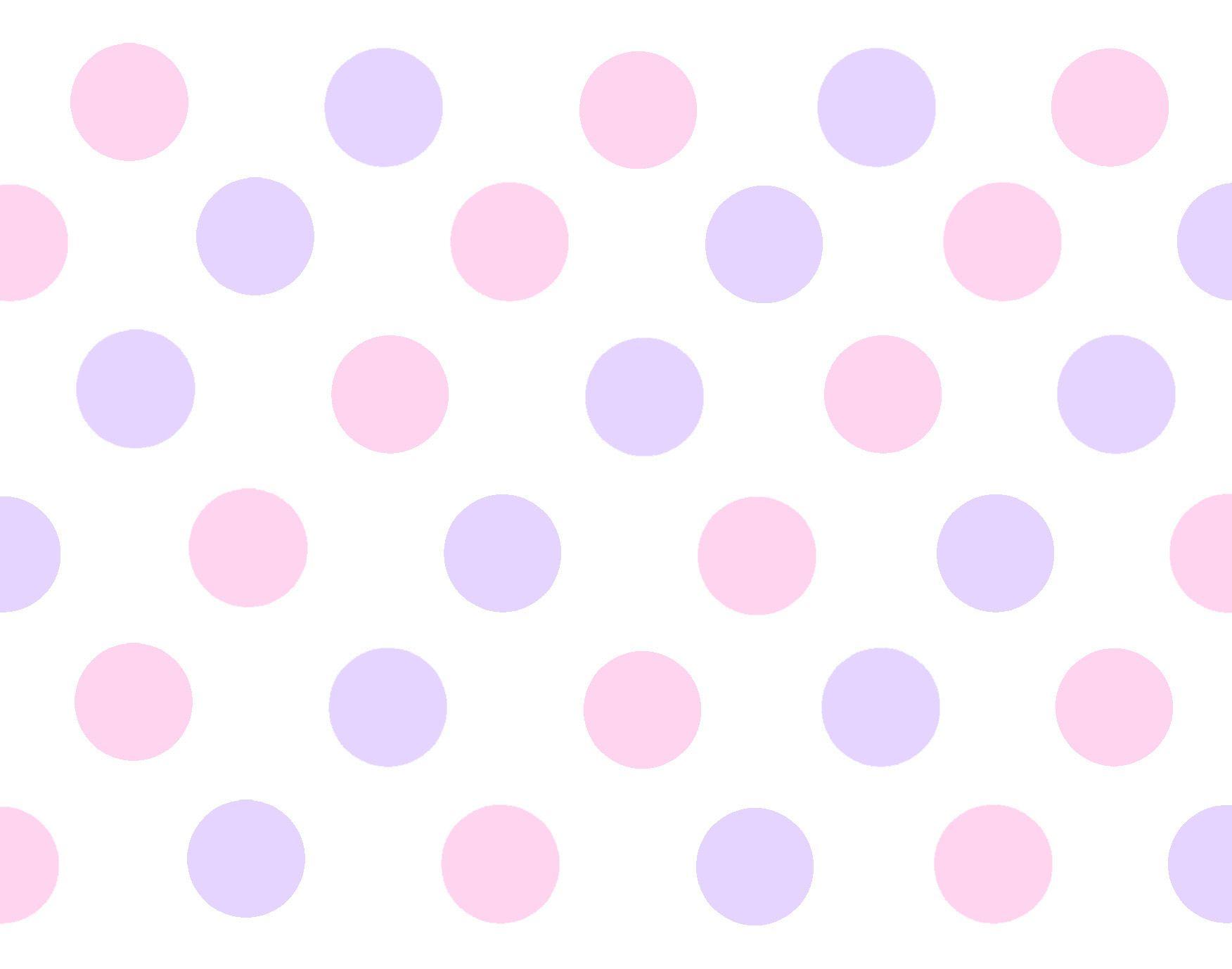 Pink and Purple Polka Dots 2.jpg 1,752u00d71,378 pixels : Backgrounds ...