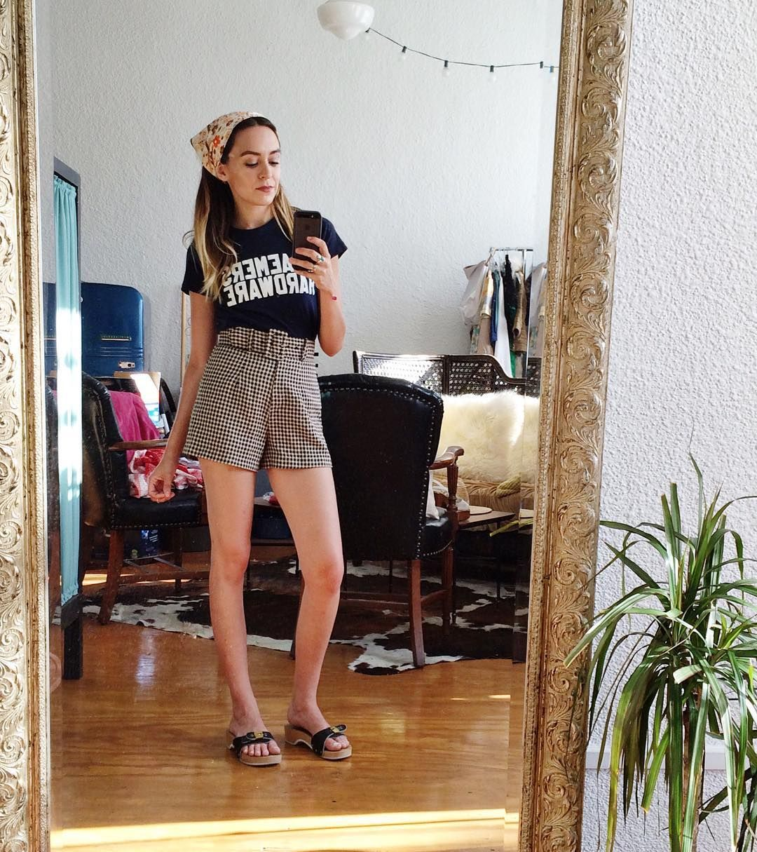 Wearing Dr. Scholl's Exercise Sandals