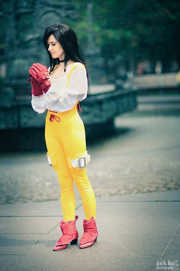 Final Fantasy IX Garnet Til Alexandros 17th Cosplay costume custom made