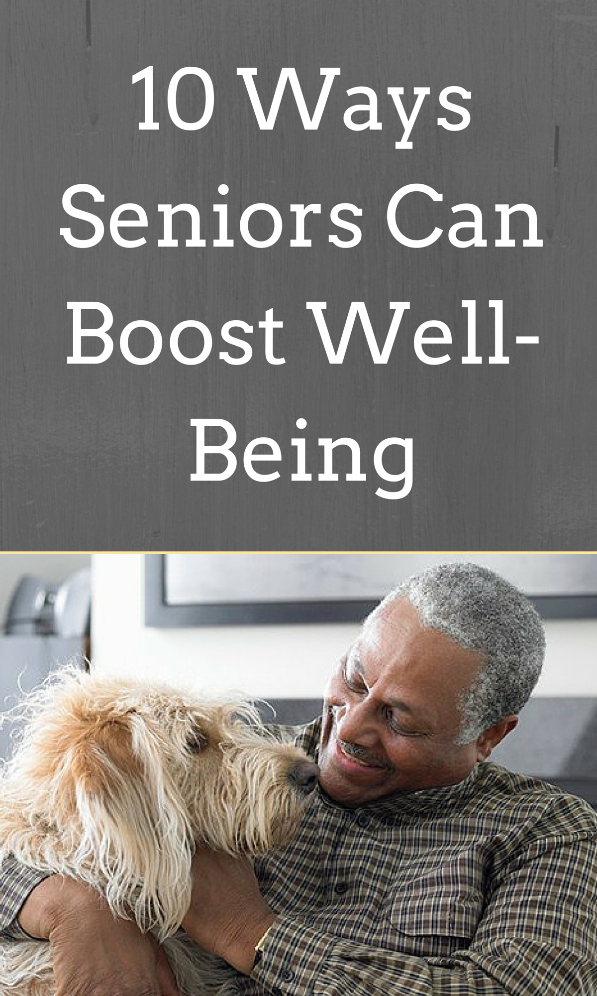 10 Easy Ways Seniors Can Boost Their Mental Health And