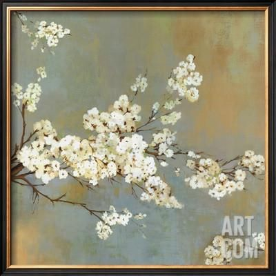 Ode to Spring II Art Print by Asia Jensen at Art.com