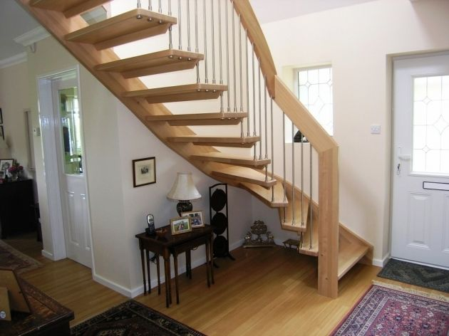 Best Stunning Hardwood Stairs Treads Solid Wood Stair Treads 640 x 480