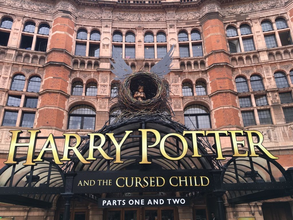 Harry Potter And The Cursed Child Any Texture Textile Art Cursed Child Harry Potter World Art