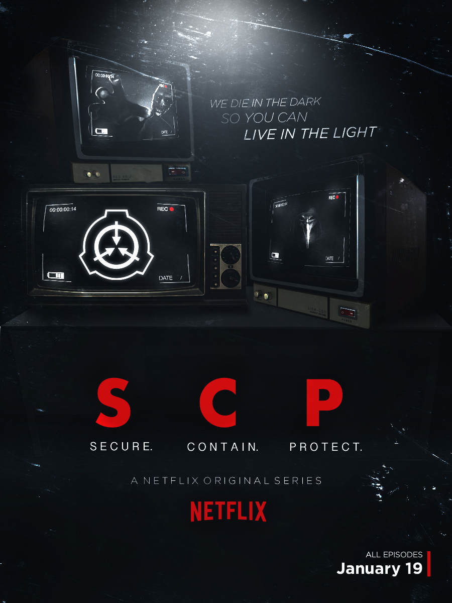 A Netflix Original Series - SCP Foundation
