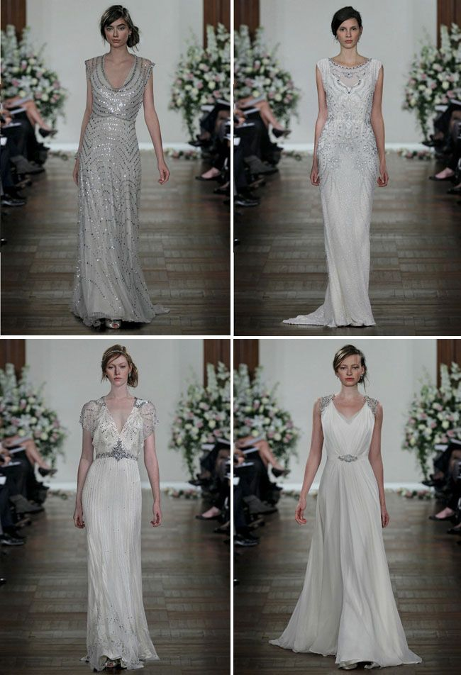 jenny packham 2 vestidos novia estilo años 30 y 40   Vestidos novia ...
