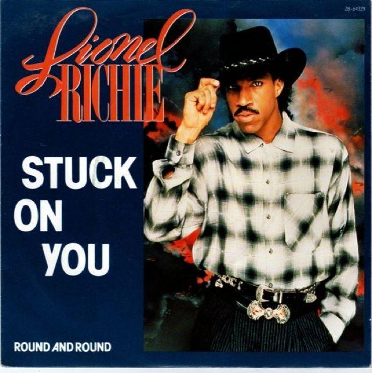Lionel Richie - Stuck On You(1983) 歌詞 lyrics《經典老歌線上聽》