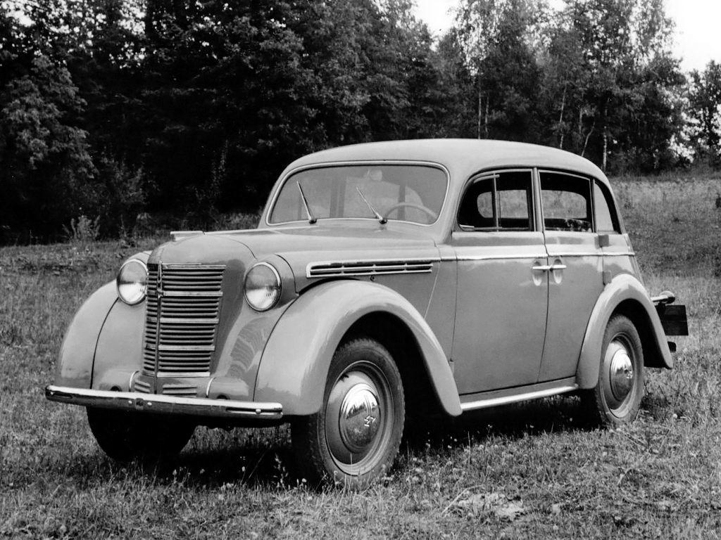 Moskvitch 400 - 1946