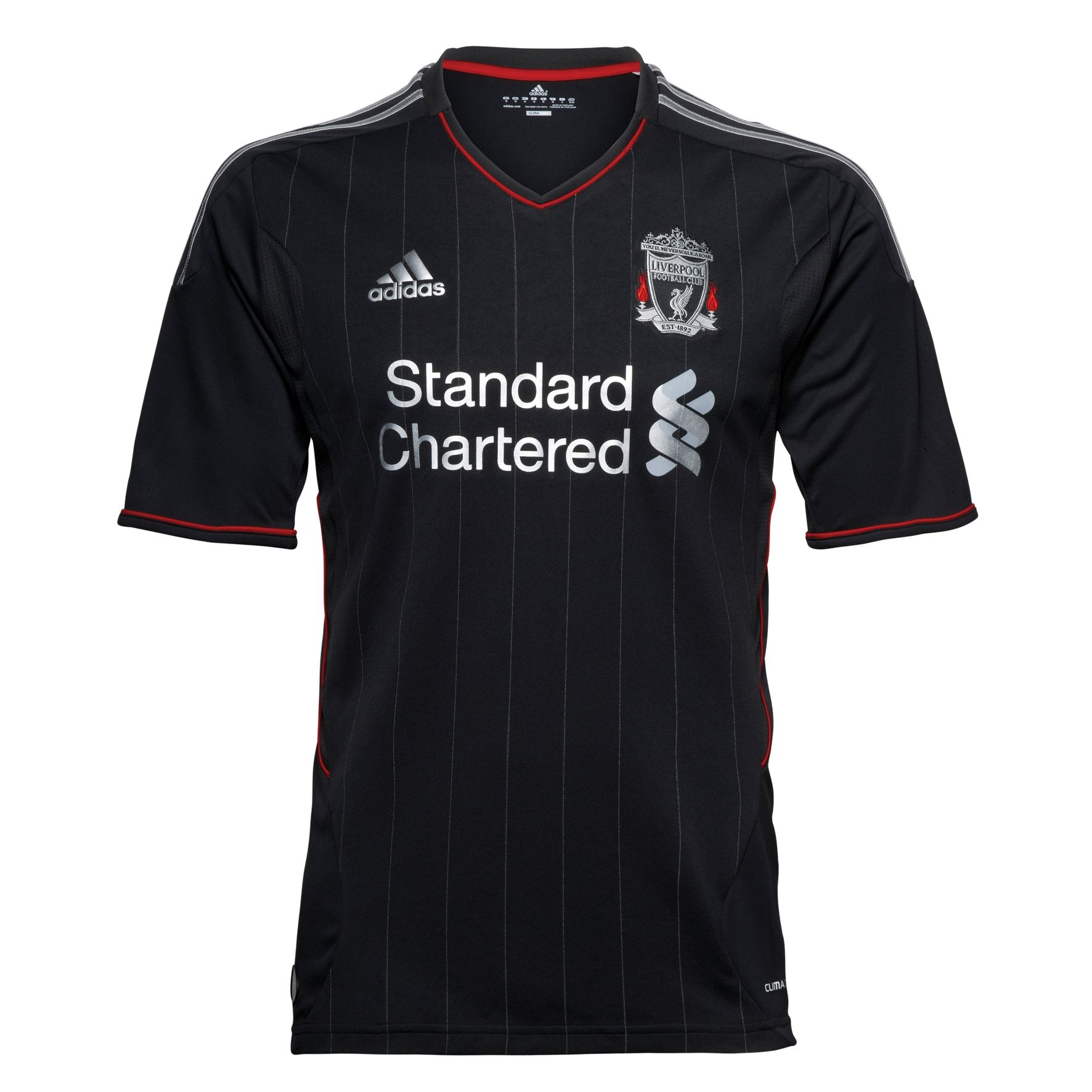 4f714b51411 Liverpool 11-12 Away Shirt  Adidas V13870