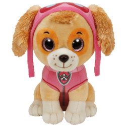 Ty x Paw Patrol Skye - Paw Patrol Beanie Boo's Small   Ages 3+ $5.99 - from Well.ca