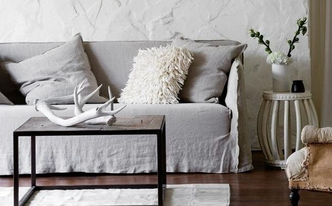 Delicieux Love The Light Gray Slipcover