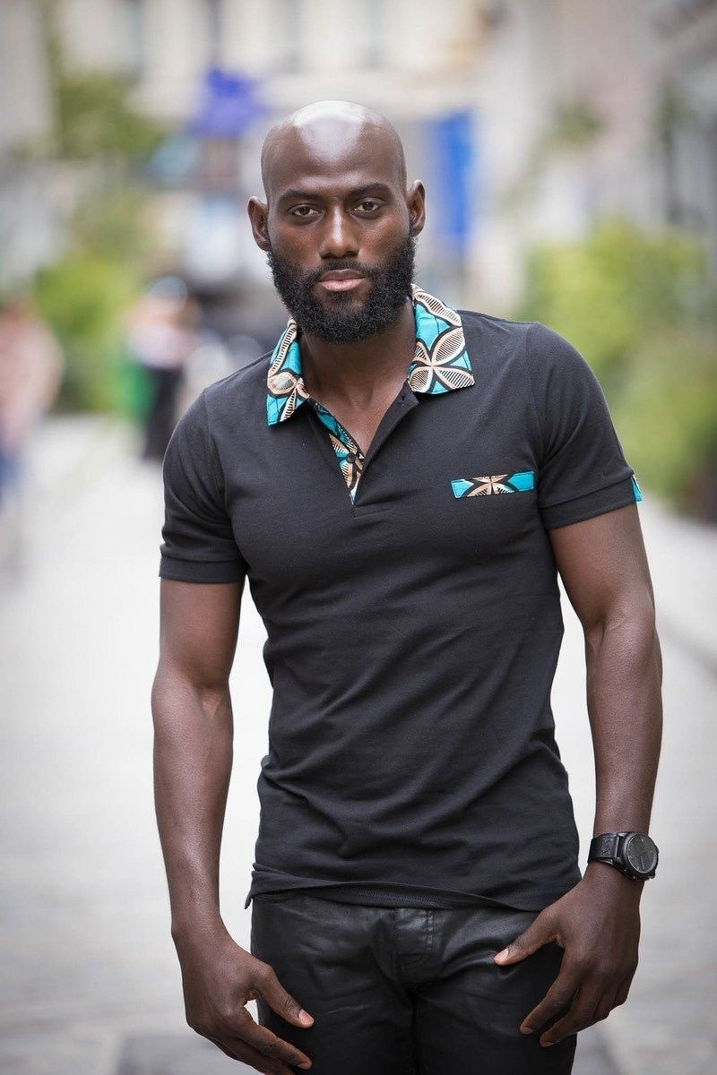 Hommes Africains, Mode Wax, Vêtements Homme, Style Africain, Chemise Homme,  Tenue