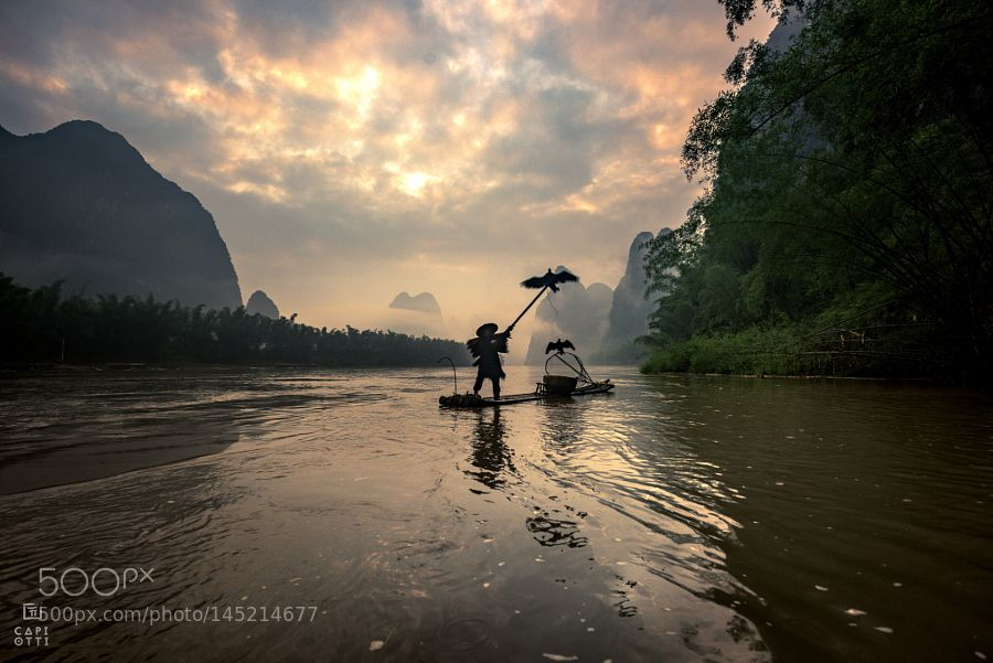 Popular on 500px : Li River by capiotti