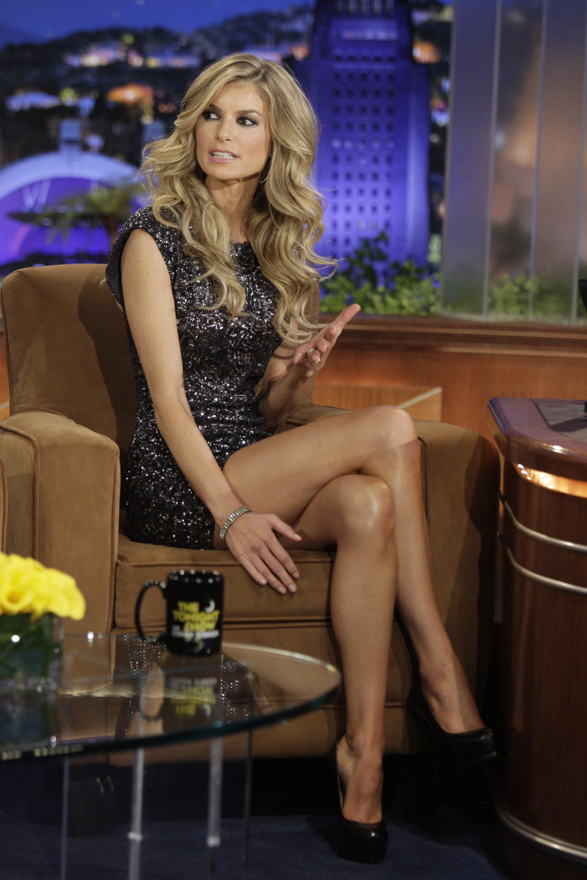 Is a cute Marisa Miller