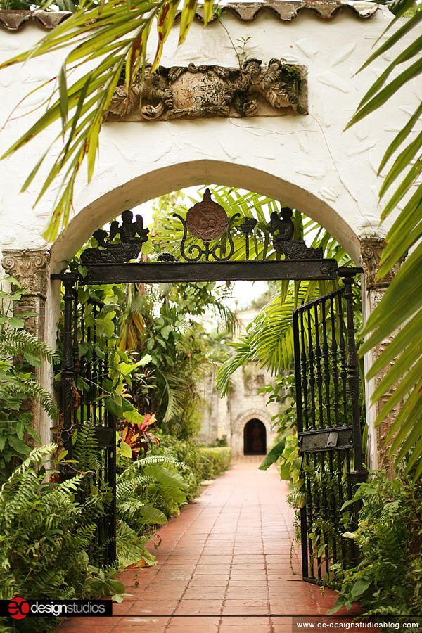 place for wedding outside in South Miami,Florida | Miami Wedding ...