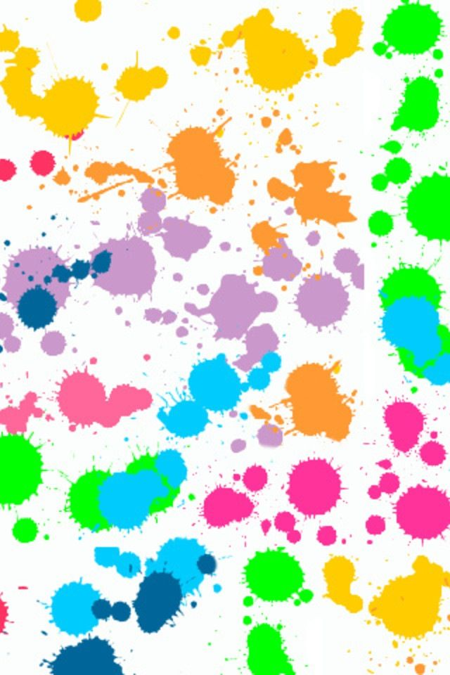 Splattered pain wallpaper Cool backgrounds, Painting