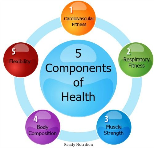 Five Components Determine How Healthy You Are Independence Outpost