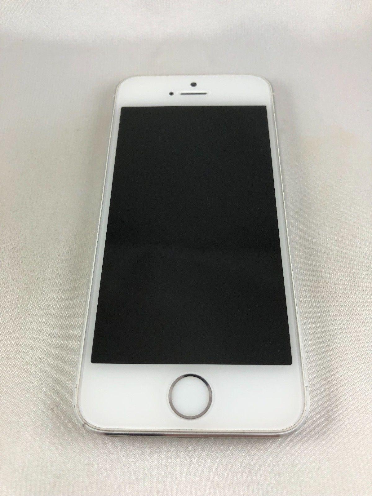 iphone apple ios Apple iPhone 5s 16GB A1453 ME351LL A iOS11