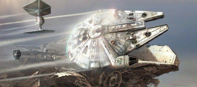 Star Wars – The Force Awakens Concept Art