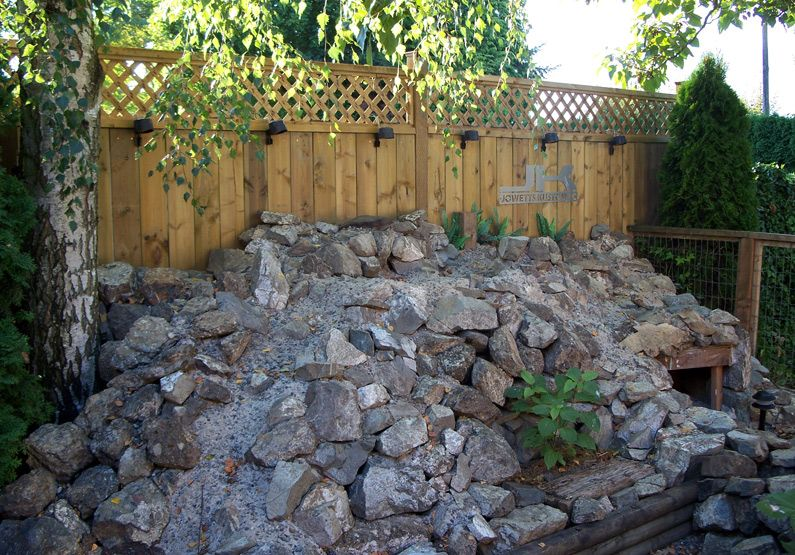backyard rc track - Google Search | Rc crawler course, Rc ...