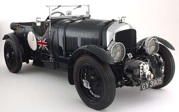 The car that cemented Bentley's association with success at Le Mans.