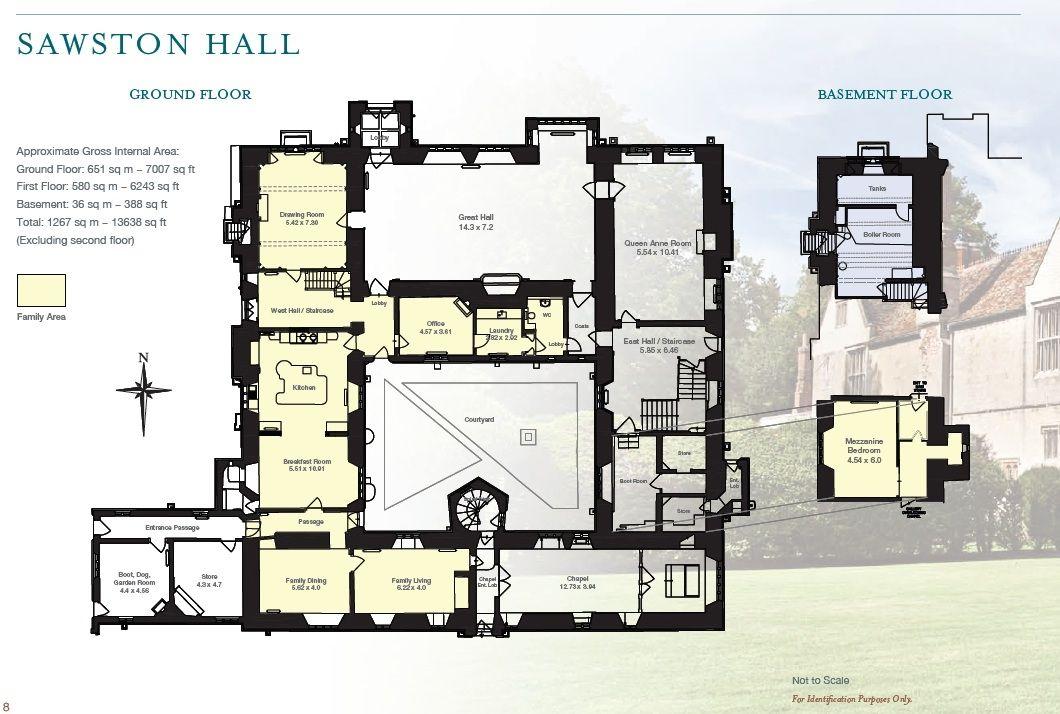 Sawston Hall Cambridgeshire Uk