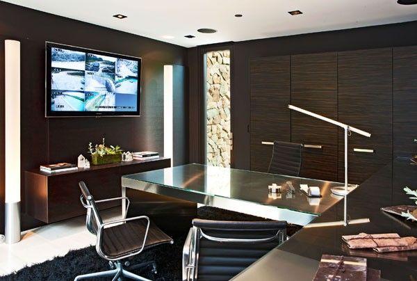 21 Luxury Modern Office Design Ideas | Luxury, Ceo office and ...