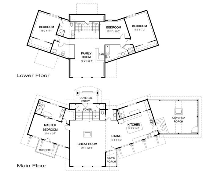 House Plans The Newboro Cedar Designs Linwood Is Proud To Introduce