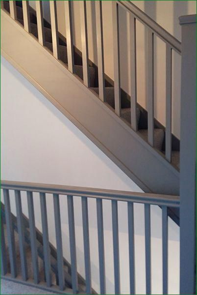 Best Oliver Staircase Single Winder Stairs With Square 400 x 300