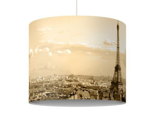 Hänge#lampe I Love #Paris #Flur #Gestaltung #Diele #Ideen #