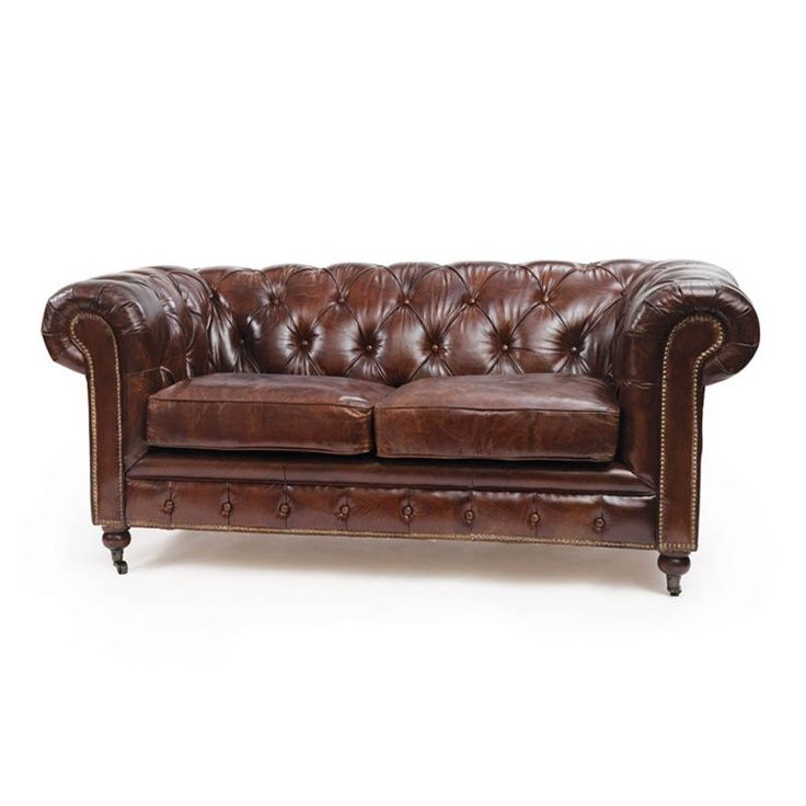 Merveilleux Small Chesterfield Sofa