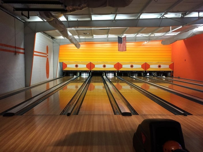 Pin On Bowling Alley