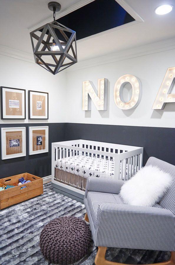 decorar cuartos bebe modernos | decoración dormitorios infantiles ...