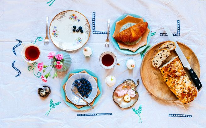 De Paastafel geïnspireerd door Emily Quinton | Mylucie.com