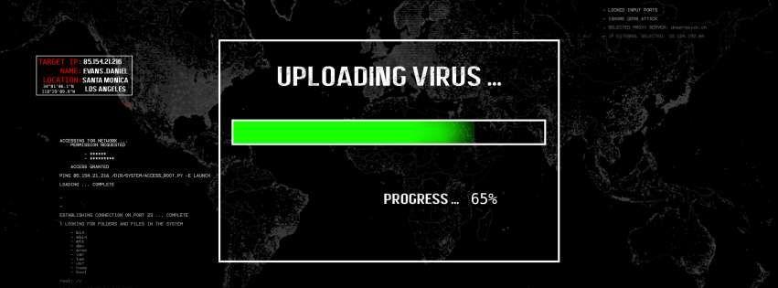 virus facebook celular
