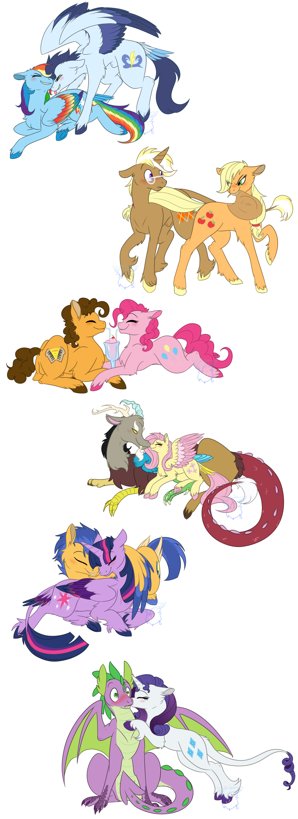 Image tirek throws twilight towards the mountain s4e26 png my - I Don T Ship Cheese X Pinkie Trender X Applejack Or Flutter X Discord Or Twilight X Flash But They Re All So Adorable