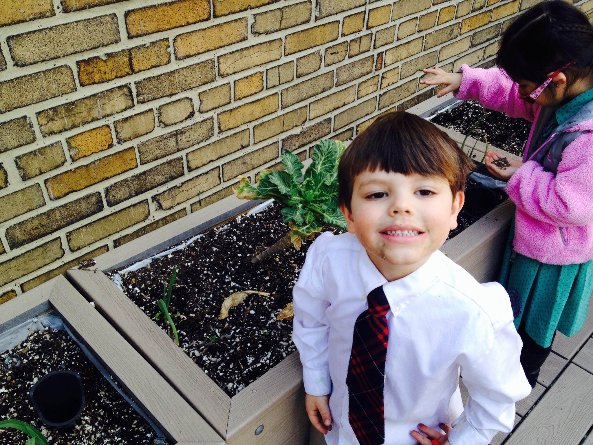 one of our red rabbit gardening clubs learned that a gardener is