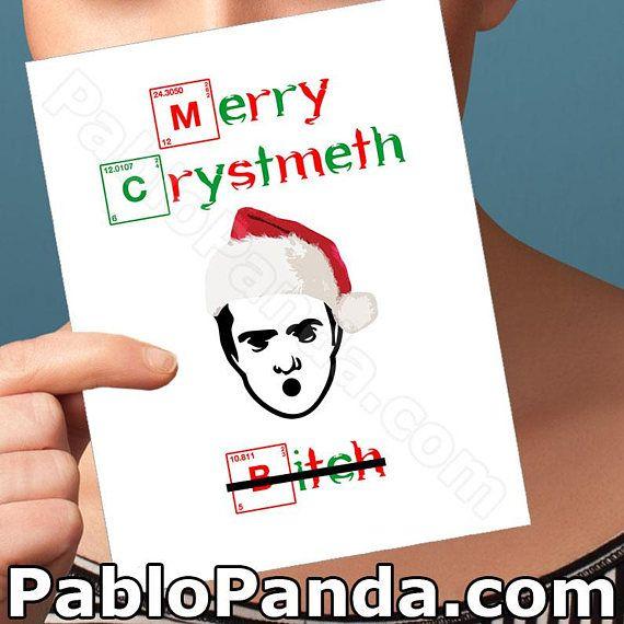 Christmas cards breaking bad best friend gift girlfriend holiday christmas cards breaking bad best friend gift girlfriend m4hsunfo