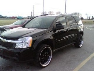 Chevy Equinox With Black Rims Google Search Chevy Equinox
