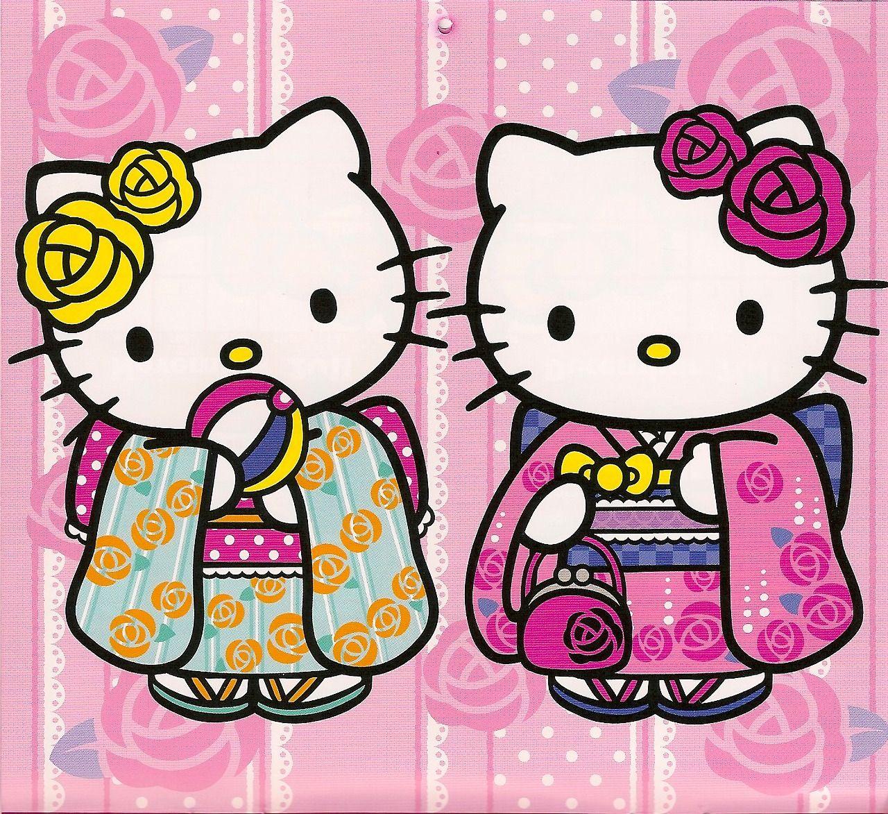 Hello Kitty Kimono  Hello Kitty  Pinterest  Hello kitty